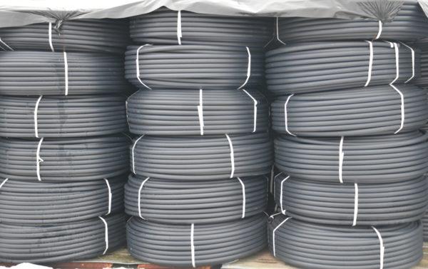 Трубы ПНД воТруба ПЭ100 40(3.0) SDR13.6 питьеваяда диаметр 40мм в бухтах стенка 3.0мм