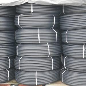 Трубы ПНД вода диаметр 40мм в бухтах стенка 2.4мм
