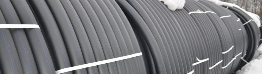 Трубы ПНД для водоснабжения от производителя НеоГРУПП