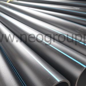 Труба ПЭ100 125(7.4) SDR17