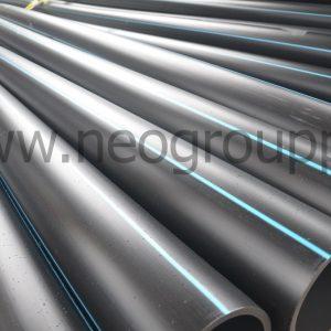 Труба ПЭ100 125(6.0) SDR21