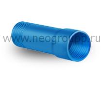 обсадная труба нПВХ 125(5.0) 2070 мм
