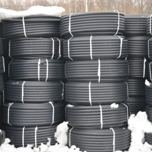 Труба ПЭ100 25(2,3) SDR11 питьевая вода, Трубы ПНД вода диаметр 25мм в бухтах