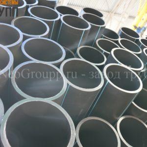 Труба ПНД 140 (6.7) вода отрезки