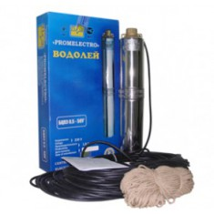 Cкважинный насос Водолей БЦПЭ-0.5-63У