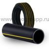 Труба ПЭ100 110(6.3)SDR17.6 газовая