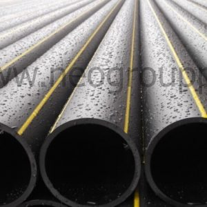 Труба ПЭ100 450(25.5)SDR17.6 газовая
