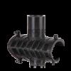 Седельный патрубок электросварной sdr 11 200х63 ПНД