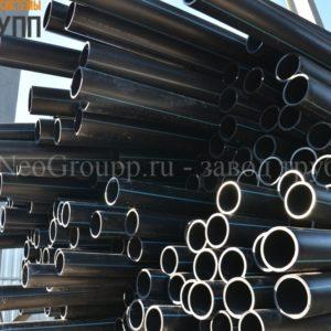 Труба ПЭ100 280(20.6) SDR13.6