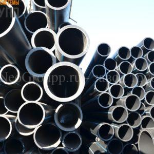 Труба ПНД 250 (22,7) вода отрезки ПЭ100 SDR11 с завода НеоГрупп