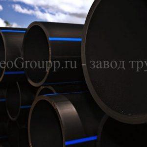 Труба ПНД 630(46.3) SDR13.6 питьевая