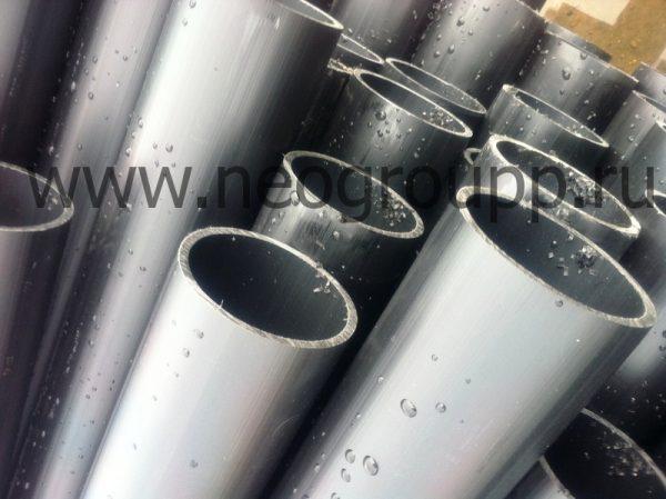 Труба ПЭ100 200(11.4) SDR17.6 техническая