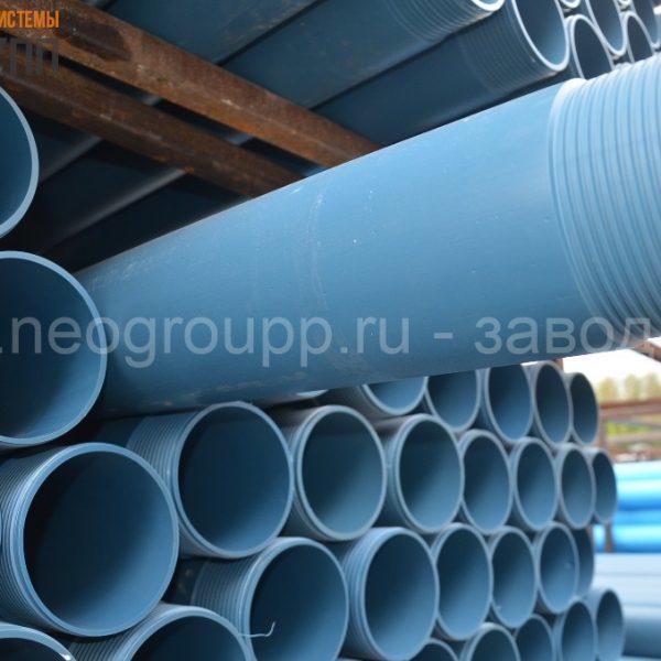 Обсадная труба ПНД ТУ 125(7.1)мм. отрезки по 3 или 4 метра