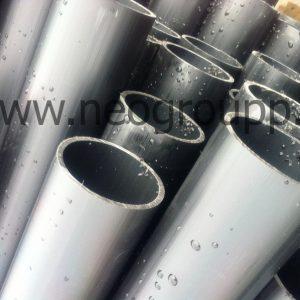 Труба ПЭ100 125(7.4) SDR17 техническая