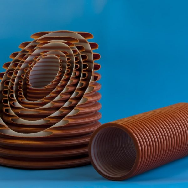 Трубы без раструба для дренажных систем 240˚ 5 отверстия (MP)