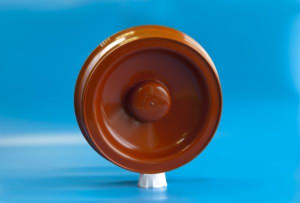 заглушка для гофрированных канализационных труб