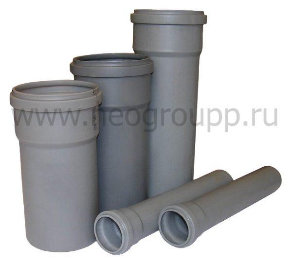 Труба канализационная 110 мм Стандарт