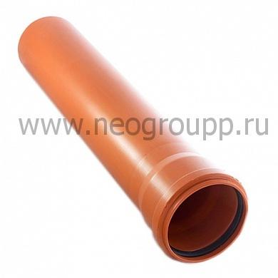 Труба ПП для наружной безнапорной канализации