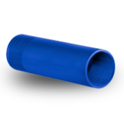 Обсадная труба ПНД ГОСТ 140(6.0)мм. отрезки по 3 или 4 метра