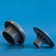 зонт систем внутренней безнапорной канализации 50-110мм.