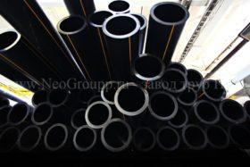 Полиэтиленовые трубы ПНД для газоснабжения
