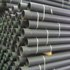 Напорные трубы нПВХ клеевые D63мм.