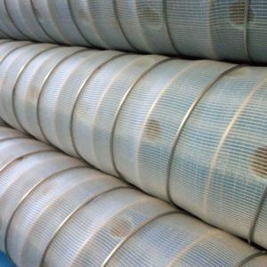Фильтры для скважин из полимерной сетки