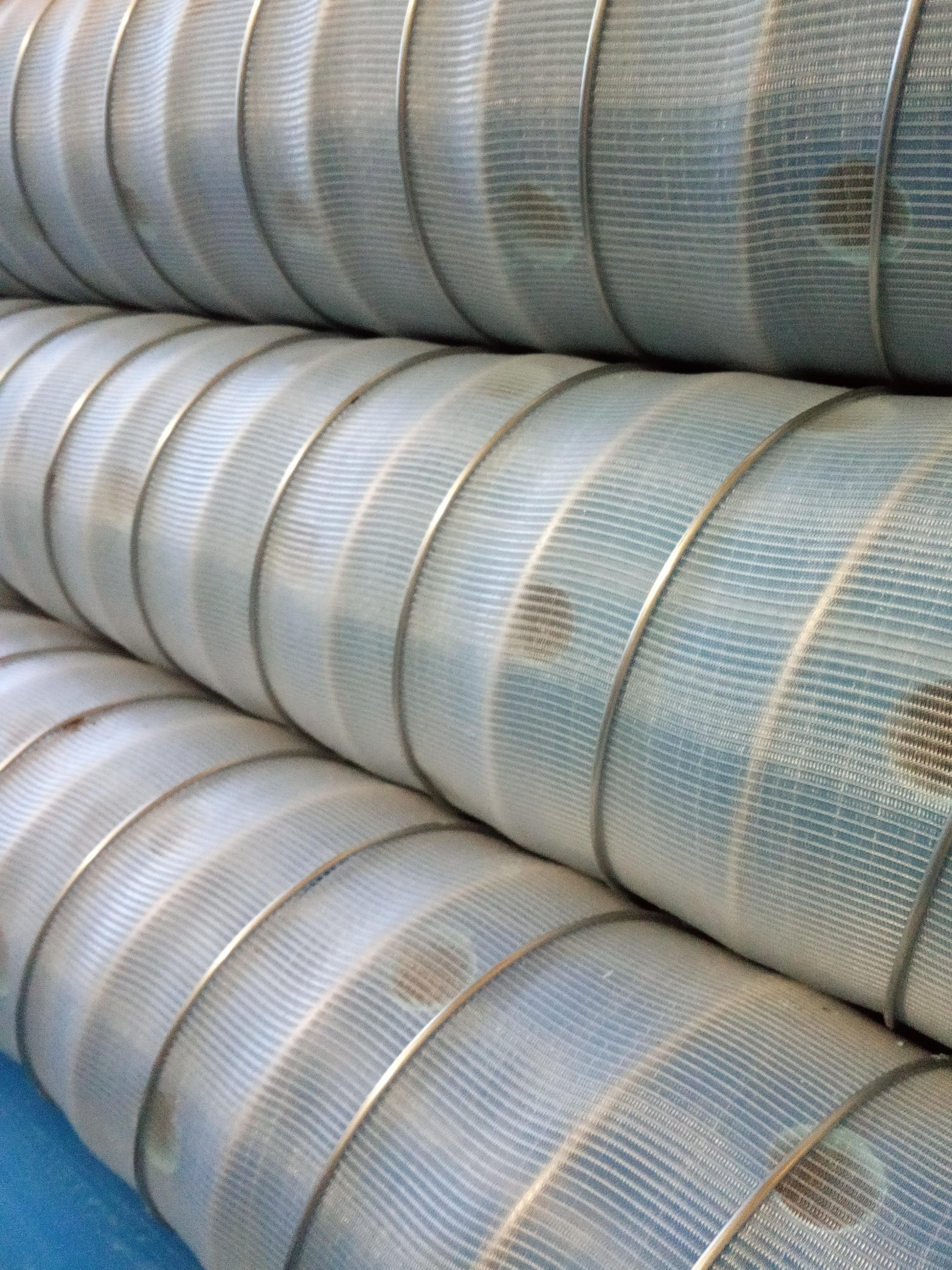 Фильтры нПВХ из полимерной сетки