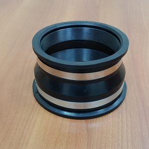 Муфта герметизации кессона 120-140мм.