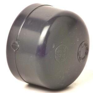 Заглушка ПВХ с внутренней резьбой
