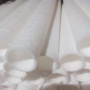 Волокнисто-пористые фильтрующие элементы