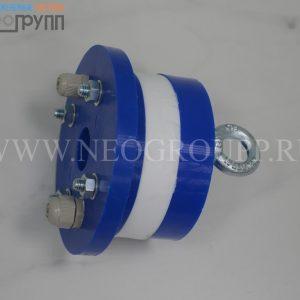 Оголовок компрессионный (внутренний) 125-128/25мм