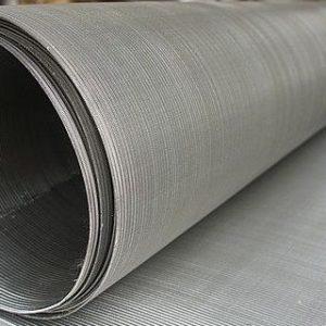 Нержавеющая сетка галунного плетения П28 для фильтра на скважину