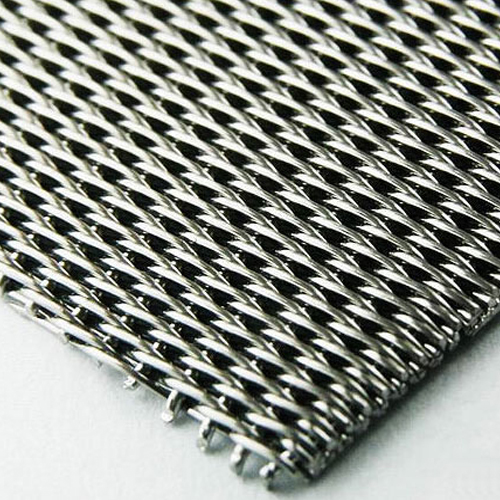 Нержавеющая сетка саржевого плетения С48