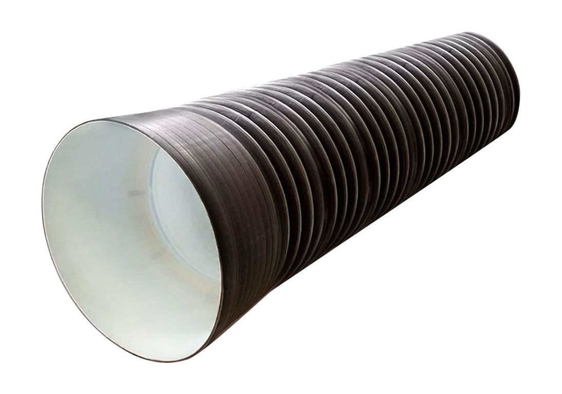 Канализационные трубы PLAST R-PE ПНД