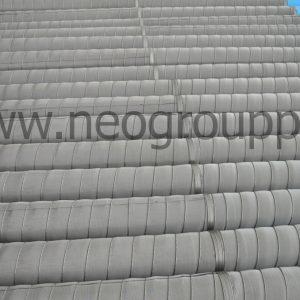 фильтр нПВХ170(8.0) 3000мм с нержавеющей сеткой галунного плетения