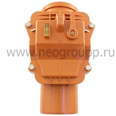 клапан обратный полипропилен для внешней канализации