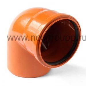 отвод полипропилен для внешней канализации