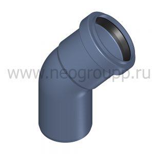 отвод полипропилен для внутренней канализации