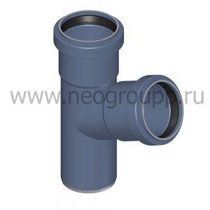 тройник полипропилен для внутренней канализации