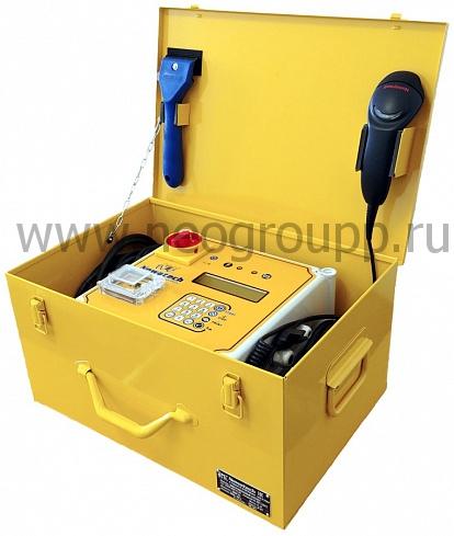 электромуфтовый сварочный аппарат ZERN-2000PLUS