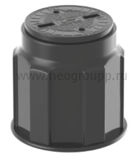 Пластиковый колодец КС-1 для связи