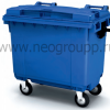 Мусорный контейнер 660л от компании Неогрупп