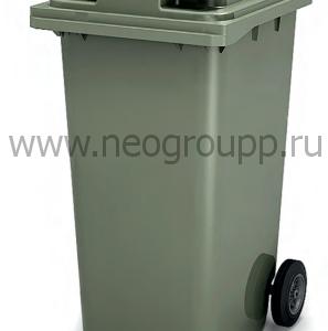 Мусорный контейнер 240л от компании Неогрупп