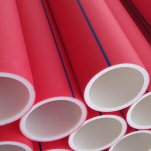 Многослойные трубы ПНД для защиты кабеля